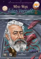 Cover image for Who was Jules Verne?