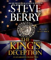 Cover image for The king's deception. bk. 8 Cotton Malone series