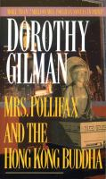 Cover image for Mrs. Pollifax and the Hong Kong buddha, Book 7