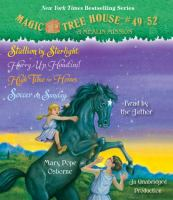 Cover image for Magic tree house. bks. 49-52 [sound recording CD]