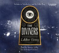 Cover image for The diviners. bk. 1 The diviners series