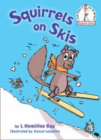 Cover image for Squirrels on skis
