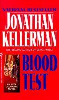 Cover image for Blood test , bk. 2 : Alex Delaware series