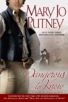 Cover image for Dangerous to know