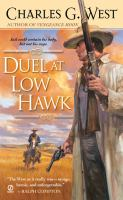 Cover image for Duel at low hawk