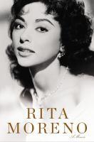 Cover image for Rita Moreno : a memoir