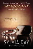 Cover image for Reflejada en ti. bk. 2 : Crossfire series