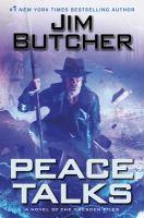 Imagen de portada para Peace talks. bk. 16 : a novel of the Dresden files