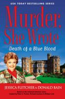 Cover image for Death of a blue blood