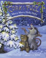 Cover image for Merry merry holly holly : Cork & Fuzz series