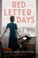 Cover image for Red letter days