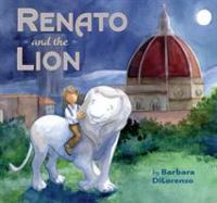 Cover image for Renato and the lion
