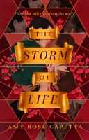 Cover image for The storm of life. bk. 2 : Brilliant Death series