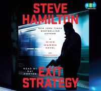 Cover image for Exit strategy A Nick Mason Novel.