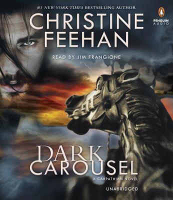 Cover image for Dark carousel. bk. 30 [sound recording CD] : Carpathian series