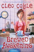 Imagen de portada para Brewed awakening. bk. 18 : Coffeehouse mystery series