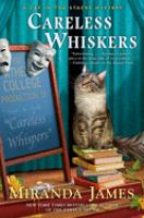 Imagen de portada para Careless whiskers. bk. 12 : Cat in the stacks mystery series