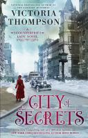 Cover image for City of secrets. bk. 2 : Counterfeit lady series