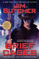 Cover image for Brief cases The Dresden Files, Book 15.1.