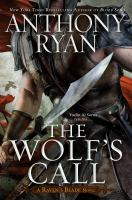 Cover image for The wolf's call. bk. 2 : Raven Shadow series