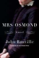 Cover image for Mrs. Osmond