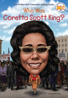 Cover image for Who Was Coretta Scott King?