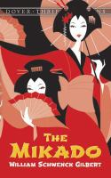 Cover image for The Mikado
