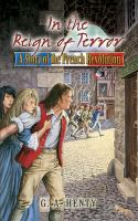 Cover image for In the reign of terror : a story of the French Revolution