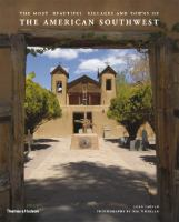 Cover image for The most beautiful villages and towns of the Southwest