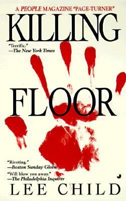 Imagen de portada para Killing floor. bk. 1 [Large print] : Jack Reacher series