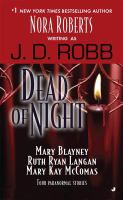Cover image for Dead of night : Omnibus