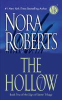 Cover image for The Hollow. bk. 2 The sign of seven trilogy