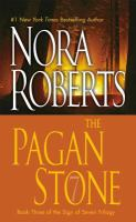 Cover image for The pagan stone. bk. 3 Sign of seven series