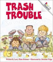 Imagen de portada para Trash trouble