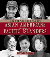 Cover image for Extraordinary Asian Americans and Pacific Islanders
