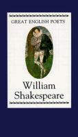 Cover image for William Shakespeare