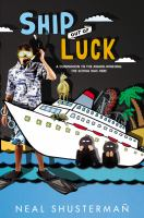 Cover image for Ship out of luck. bk. 3 : Antsy Bonano series