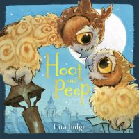 Cover image for Hoot and Peep
