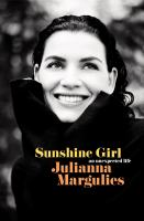 Cover image for Sunshine girl : an unexpected life