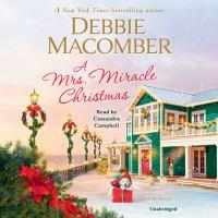 Imagen de portada para A mrs. miracle christmas A Novel.