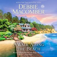 Cover image for A walk along the beach [sound recording CD] : a novel