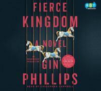 Cover image for Fierce kingdom [sound recording CD] : a novel