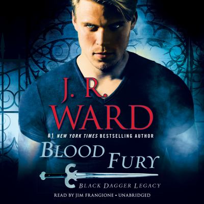 Cover image for Blood fury. bk. 3 [sound recording CD] : Black Dagger legacy series