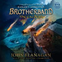 Cover image for The caldera. bk. 7 [sound recording CD] : Brotherband chronicles series