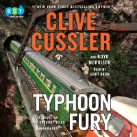 Cover image for Typhoon fury