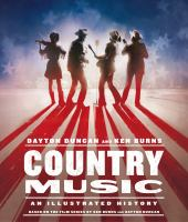 Cover image for Country music : an illustrated history