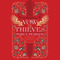 Cover image for Vow of thieves Dance of Thieves Series, Book 2.