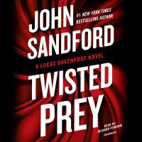 Cover image for Twisted prey. bk. 28 [sound recording CD] : Lucas Davenport series