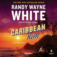 Cover image for Caribbean rim. bk. 25 [sound recording CD] : Doc Ford series
