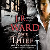 Cover image for The thief. bk. 16 [sound recording CD] : Black Dagger Brotherhood series